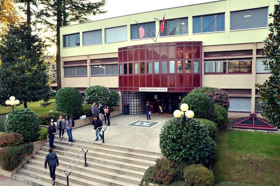Колледж Франклина, Швейцария